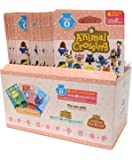 Animal Crossing Amiibo Cards Series 4 - Full box (18 Packs) (6 Cards Per Pack/108 Cards) ...