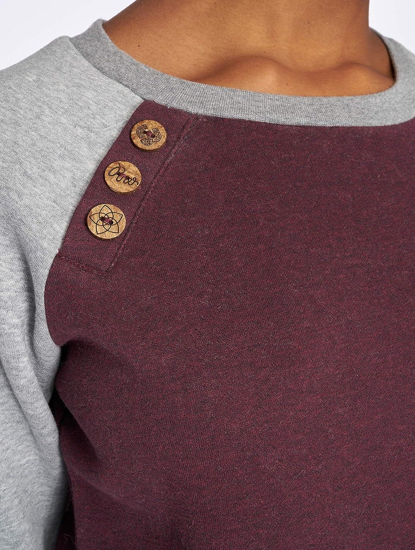 Ragwear Damen Pullover Daria Block