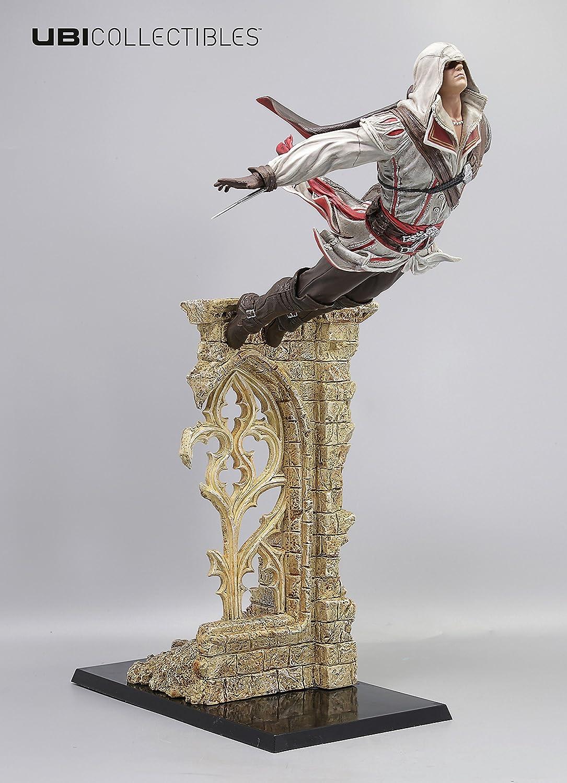 Ubisoft Ezio Leap Of Faith Statue Multi Colour Amazon Co Uk