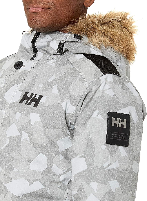 Helly Hansen Herren Svalbard Parka Jacke