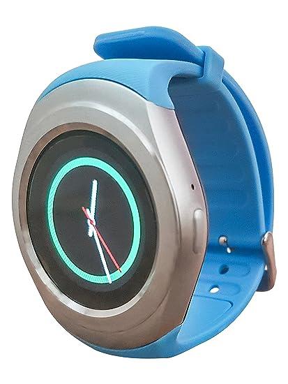 Bluetooth reloj inteligente Android con Fitness Tracker – PREMIUM CALIDAD deportes versión viene con Exclusivo Diseño