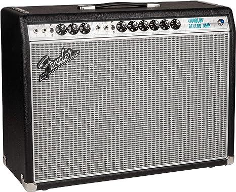 Fender 68 Vibrolux Reverb Reissue · Amplificador guitarra ...