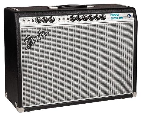 Fender 68 Vibrolux Reverb Reissue · Amplificador guitarra eléctrica