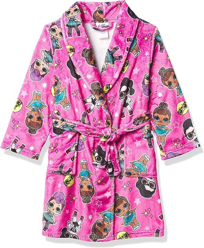 Surprise L.O.L LOL Club 2 Girls Robe