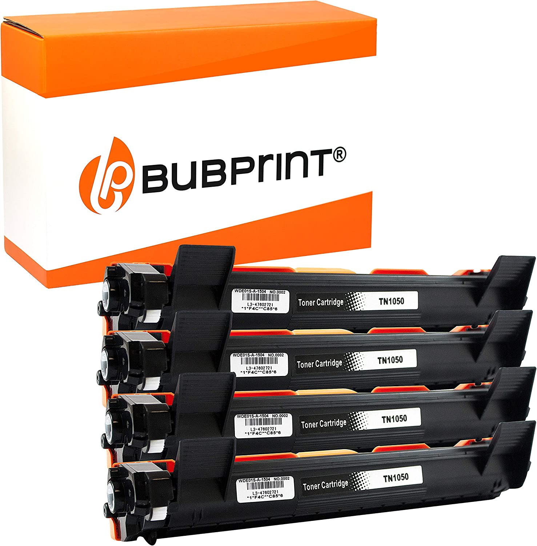 Toner Cartridge Compatible For Brother Tn 1050 Set Of 4 Bürobedarf Schreibwaren
