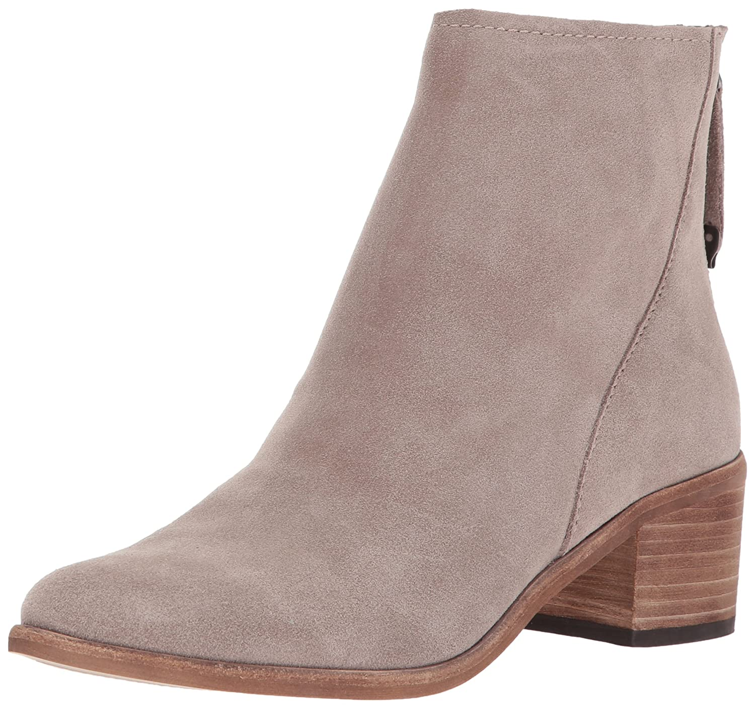 Dolce Vita Women's Cassius Ankle Boot B071G2962D 12 B(M) US|Taupe Suede
