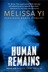 Human Remains (Hope Sze Medical Crime Book 5) Kindle Edition
