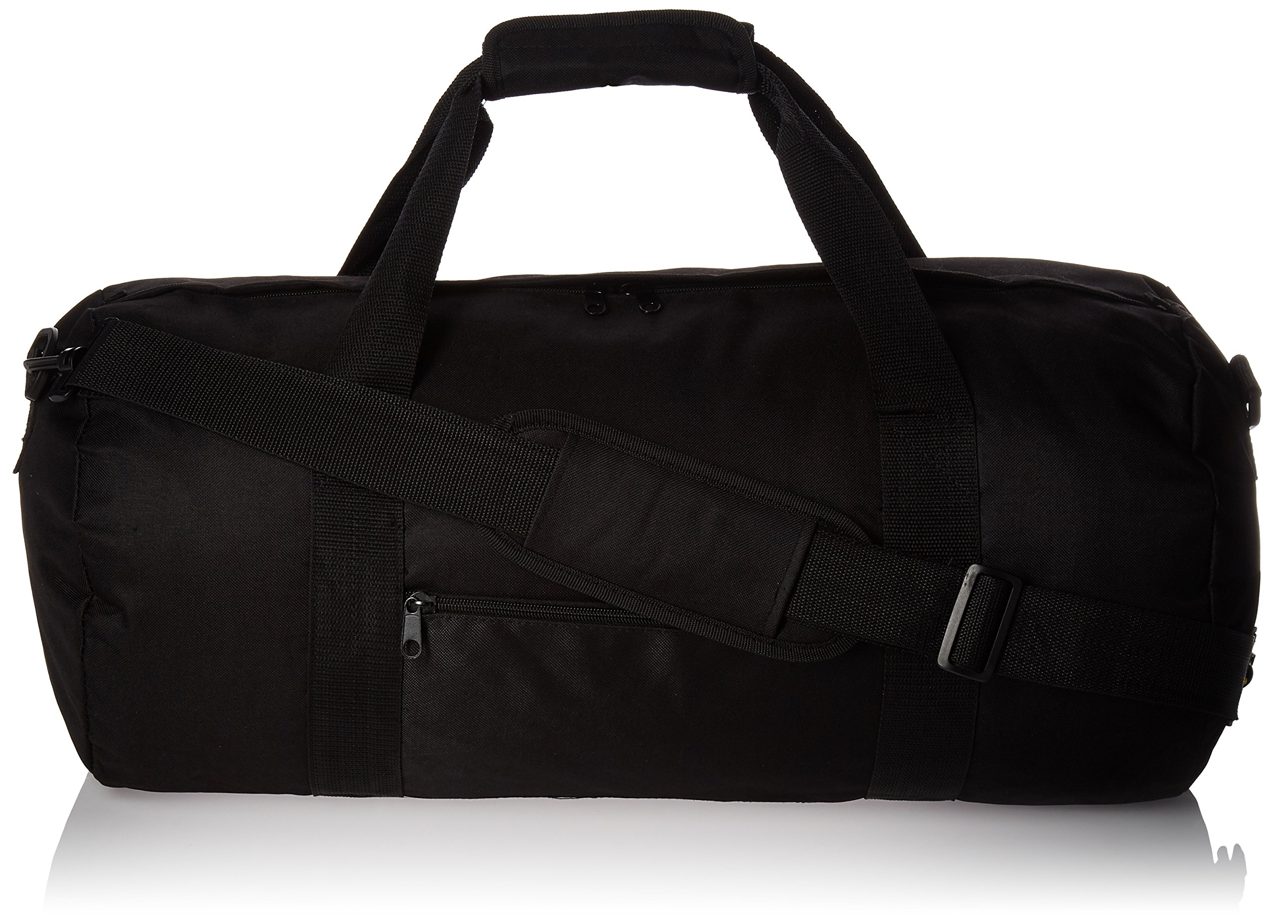 World Famous Sports Duffel Bag, Black, Jumbo