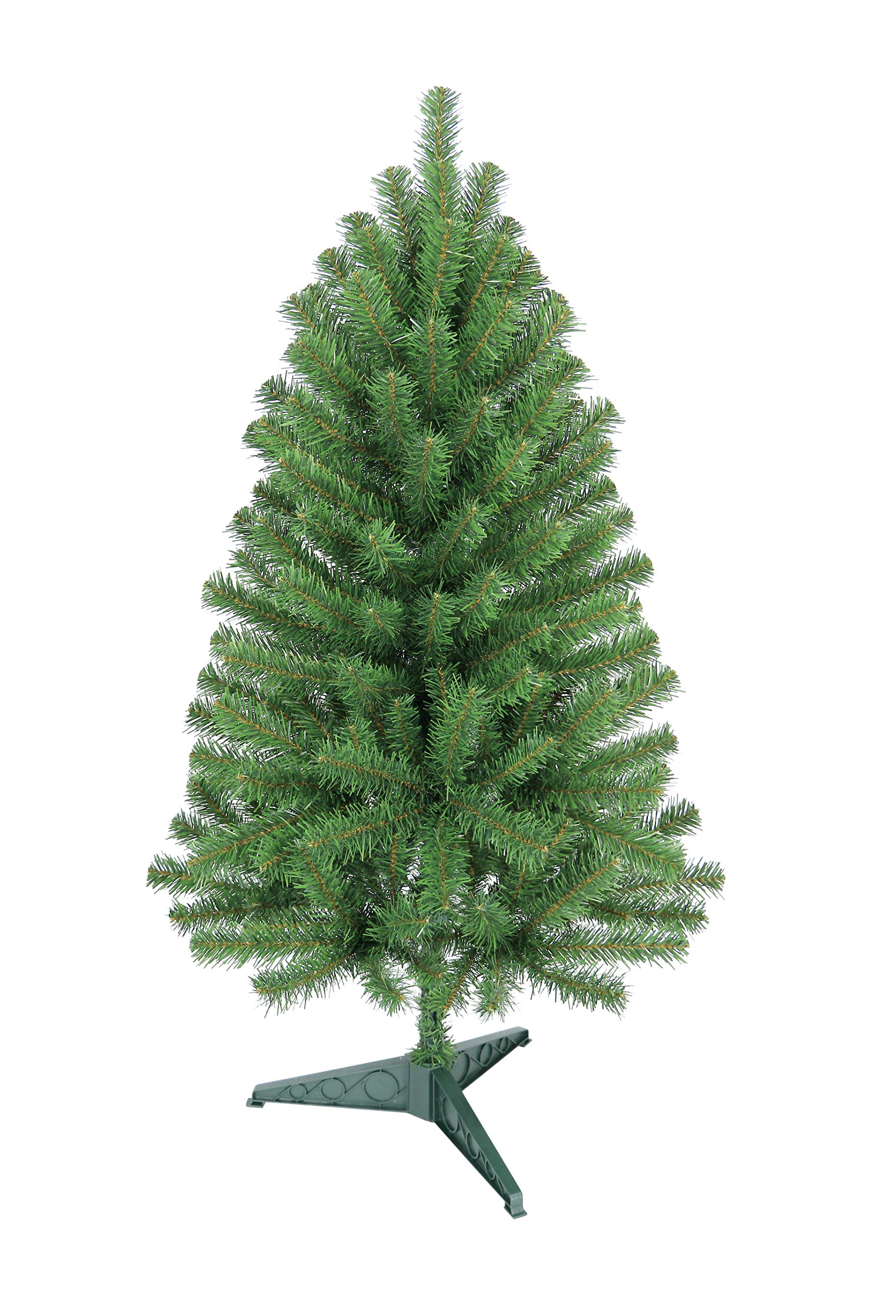 Oncor 4ft Eco-Friendly Christmas Pine Tree by Oncor