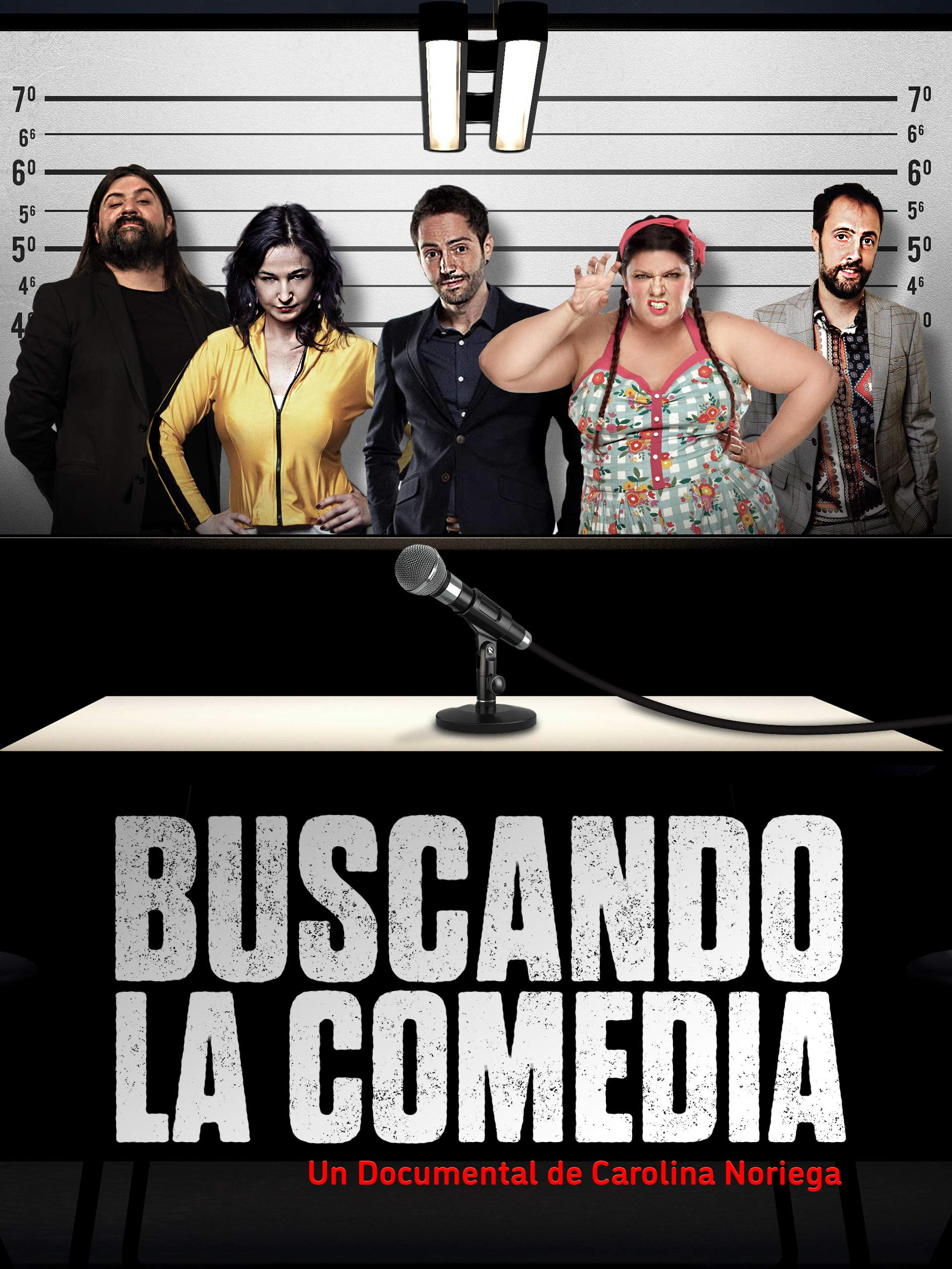 Buscando La Comedia on Amazon Prime Video UK