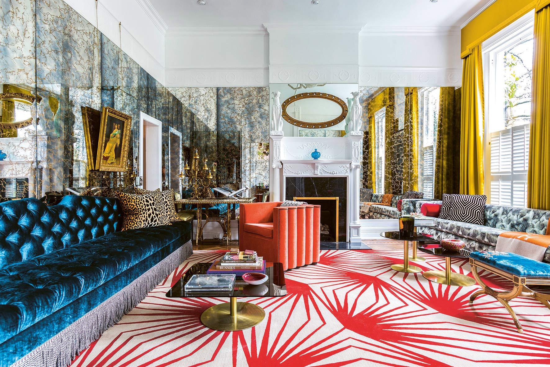Decorative Art In Modern Interiors Vol 59