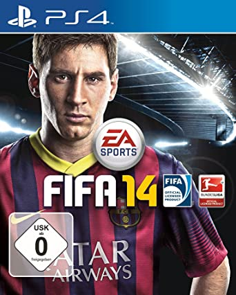 Electronic Arts FIFA 14, PS4 Básico PlayStation 4 vídeo - Juego (PS4, PlayStation 4, Deportes, Modo multijugador, E (para todos)): Amazon.es: Videojuegos