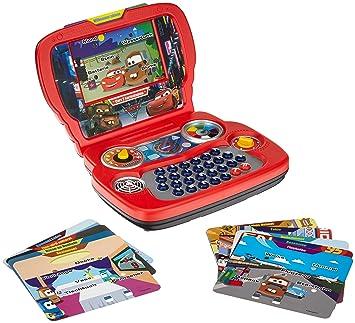 VTech 80-121904 - Ordenador portátil infantil de Cars 2 [importado de Alemania]: Amazon.es: Juguetes y juegos