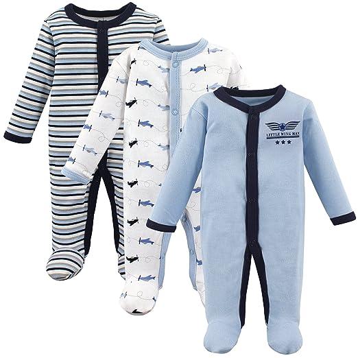 fe519d91c3 Amazon.com  Luvable Friends Baby Preemie Sleep and Play