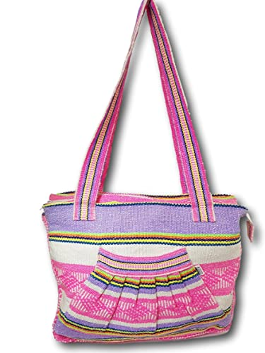 Amazon.com: Pinzon bolsas fabricado en México, Multi color ...