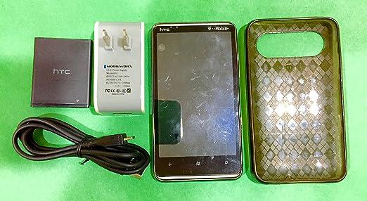 amazon com htc hd7 unlocked global smartphone window 7 1 ghz rh amazon com HTC Arrive HTC One X
