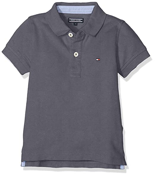 Tommy Hilfiger Baby-Jungen Essential Tommy Reg Polo S//S Poloshirt