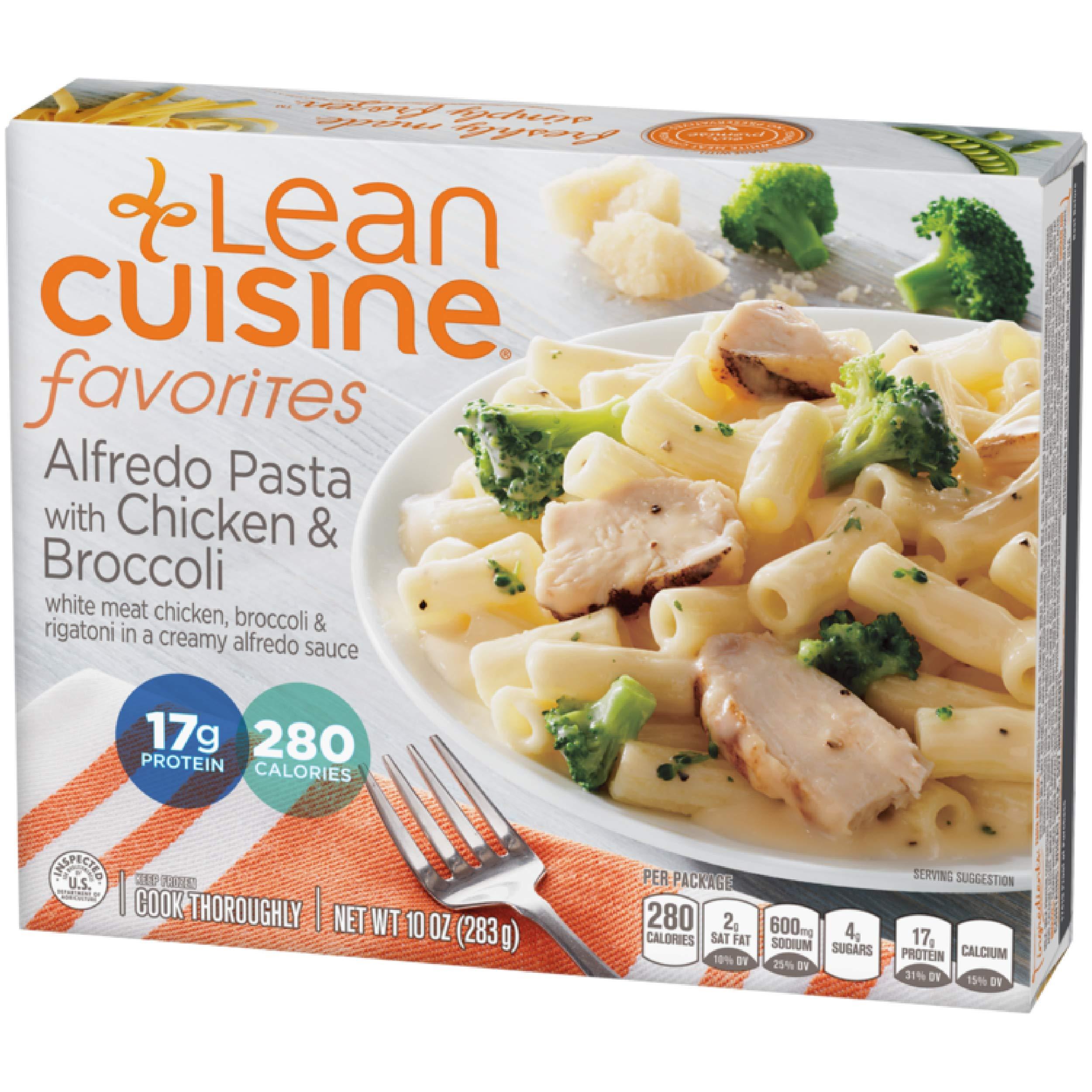 Lean Cuisine Favorites Alfredo Pasta with Chicken