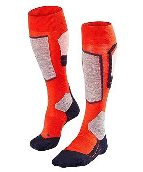 Falke Sk4 Skiing Knee-High Calcetines, Hombre: Amazon.es: Deportes y aire libre
