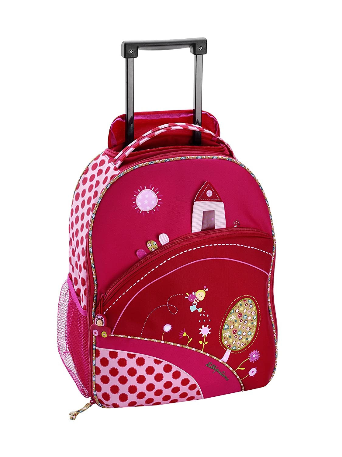 Lilliputiens  Fourniture Scolaire Trolley dp BAC