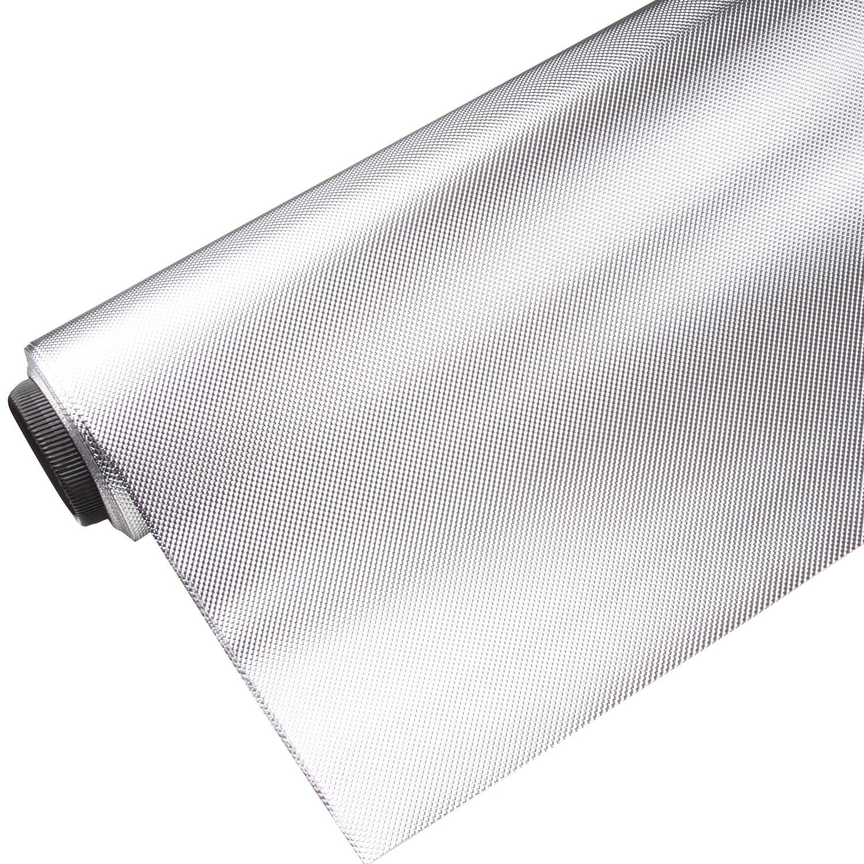 VIVOSUN 6 Mil Mylar Film Roll 4 FT X 10 FT Diamond Film Foil Roll Highly Reflective Grow Room (10 FT) by VIVOSUN