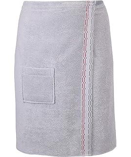 BETZ Toalla Sauna para Hombres 100% algodón con Velcro