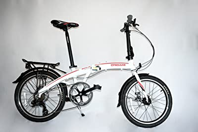 Origami Gazelle Folding Bike