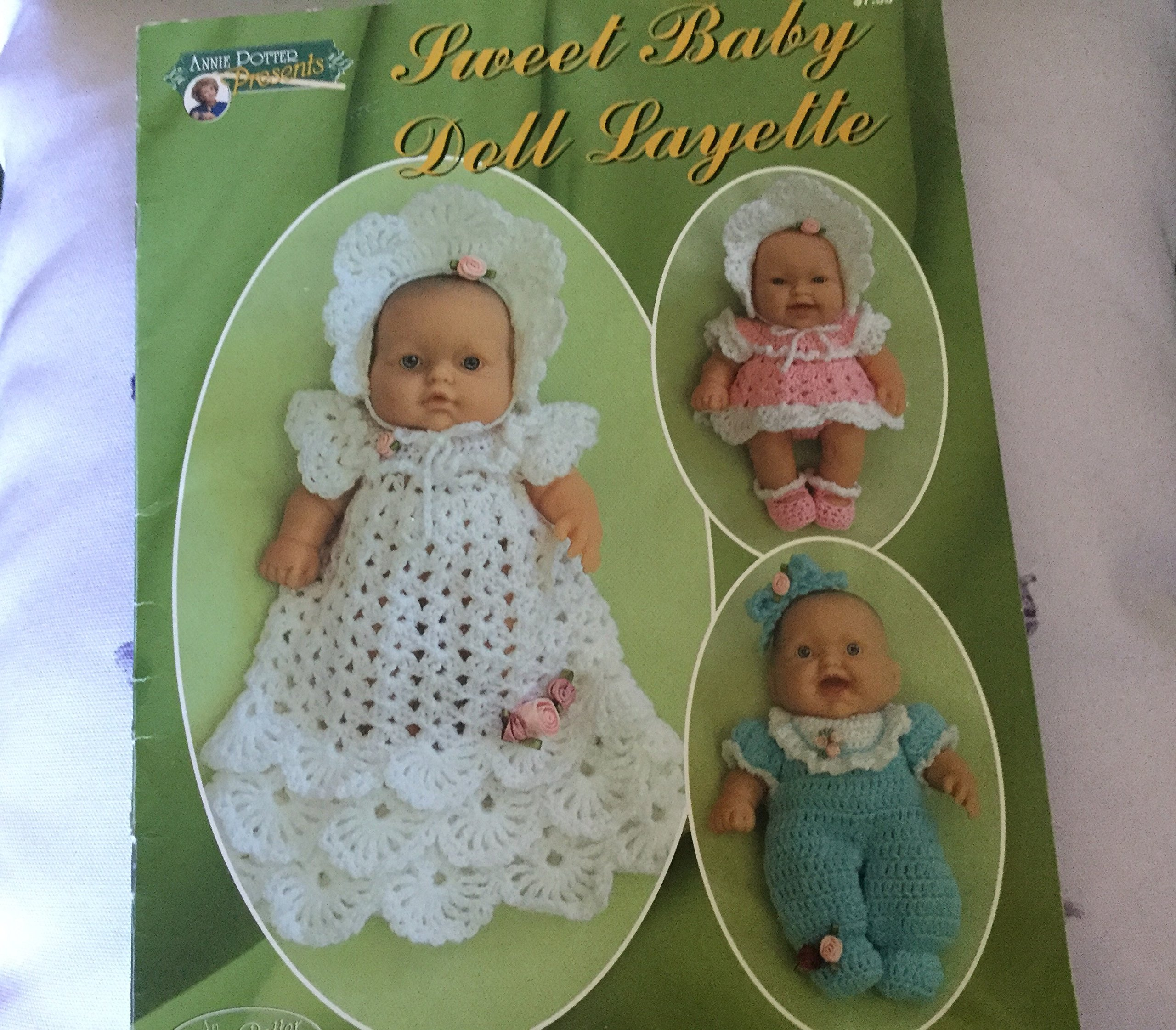 Sweet Baby Doll Layette Annie Potter Amazon Books