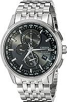 Citizen Men's World Chronograph A-T Bracelet Watch