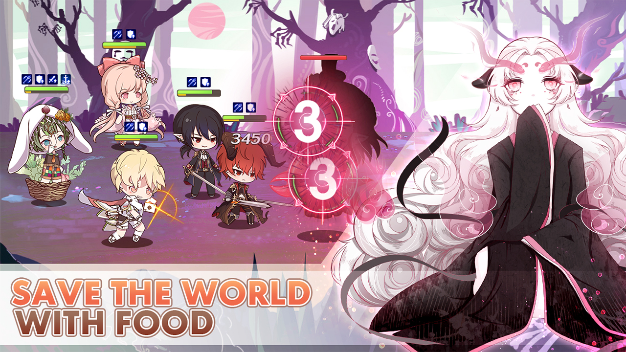 Amazoncom Food Fantasy Appstore For Android