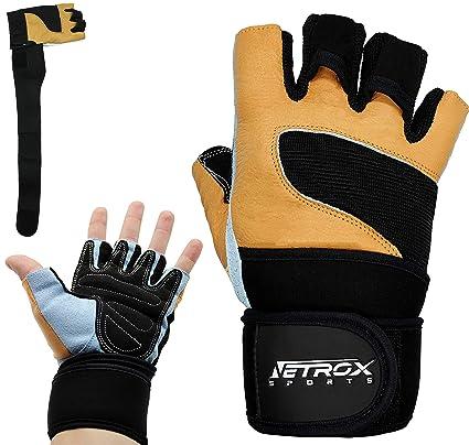 100% Wahr Rdx Gym Handschuhe Trainingshandschuhe Fitness Sports Krafttraining De Trainingshandschuhe/zughilfen