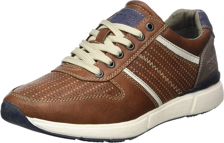 TALLA 42 EU. Supremo 4811401, Zapatos de Cordones Oxford para Hombre