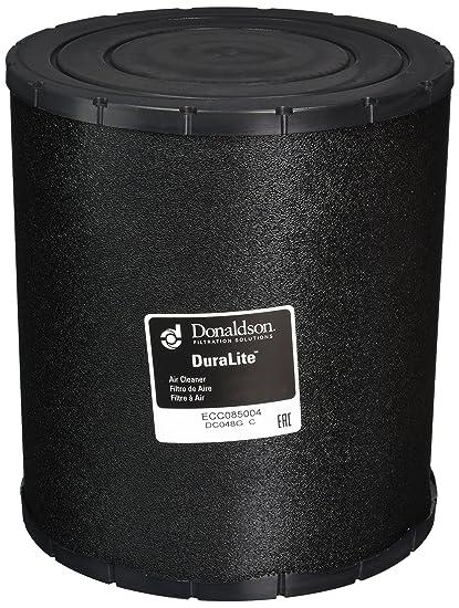 Donaldson C085004 DuraLite Filtro de aire, Primario, Diámetro 215 ...