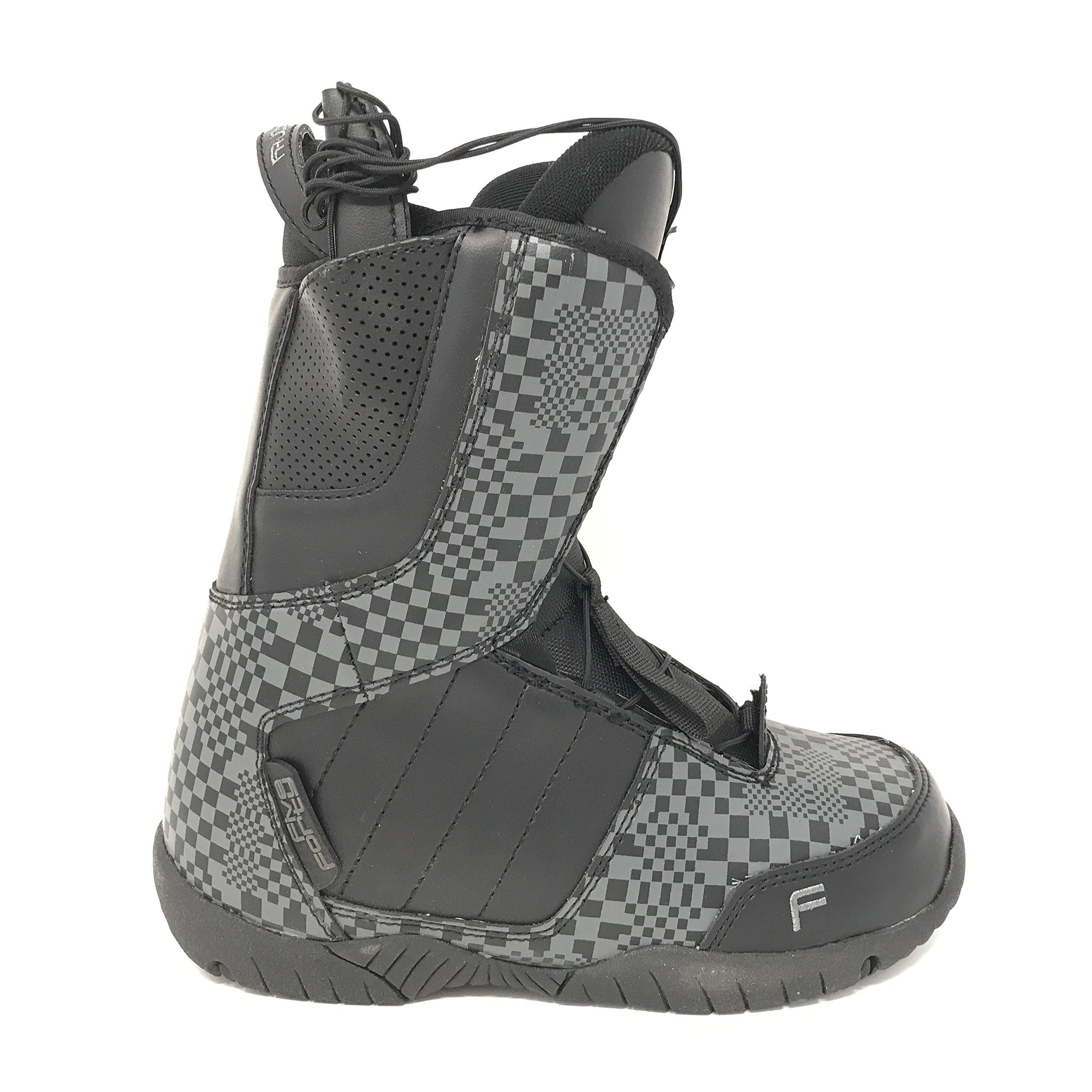Snowjam Maverick Men's Snowboard Boots Size 8 by SnowJam