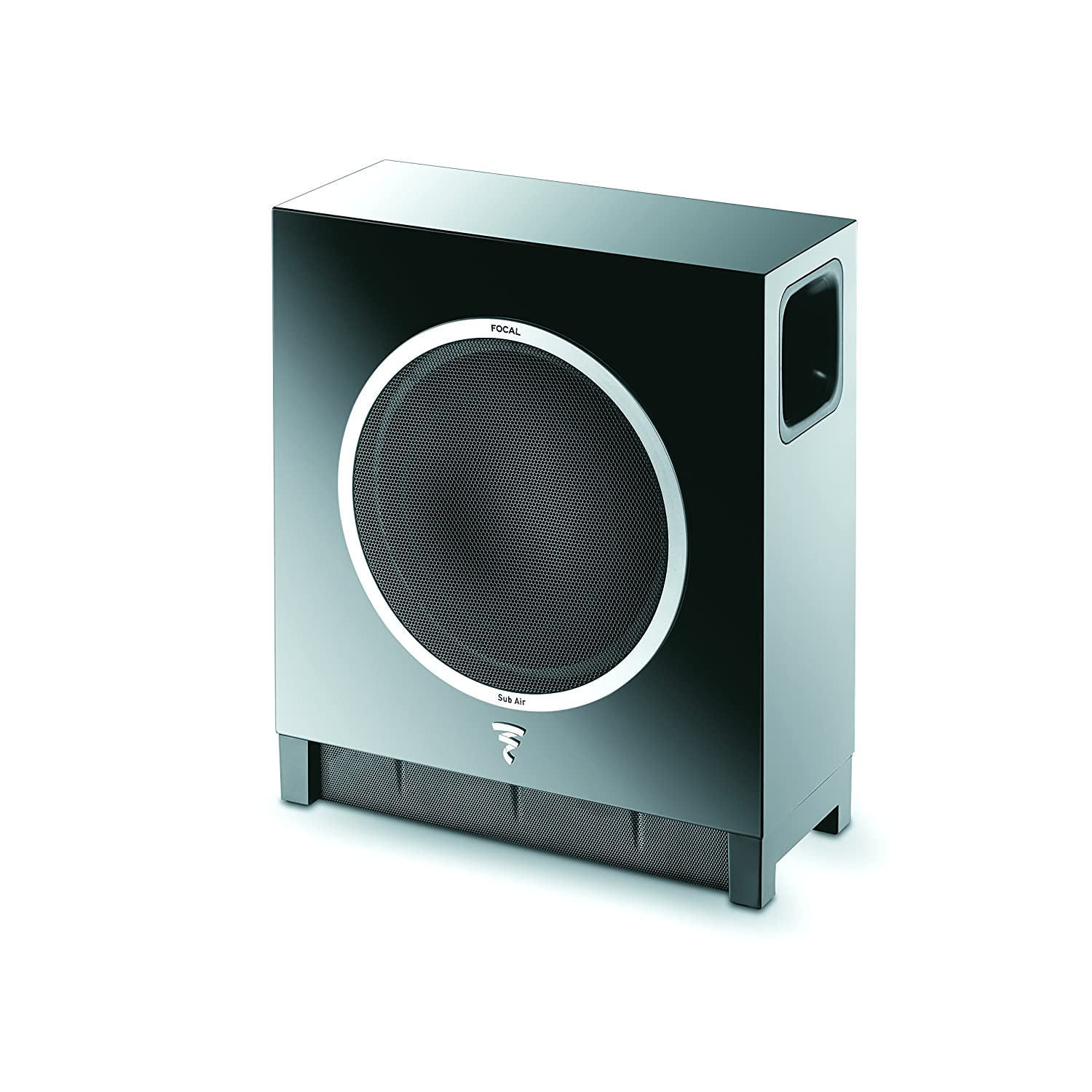 Focal - Sub Air - Wireless Ultra Flat 8 Subwoofer - High Gloss Black by Focal B00D8IITDQ