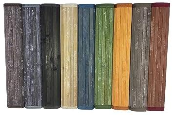 Gilania tappeto in bamboo da cucina con retro antiscivolo effetto