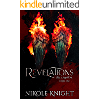 Revelations: Fire & Brimstone Scroll 1 (Gay Paranormal Romance) book cover