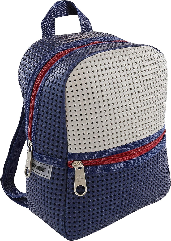 Light+Nine Customizable Little-Miss Mini Backpack,American Blue