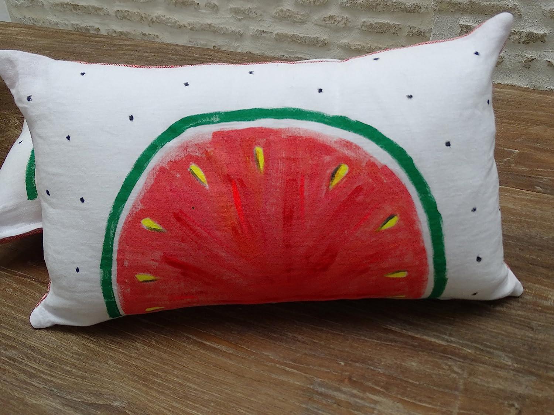 Cojín Sandía: Amazon.es: Handmade