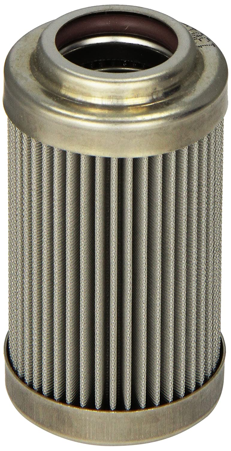 Fuelab 71803 3 75 Micron Stainless Steel Filter Element with 2 Ring