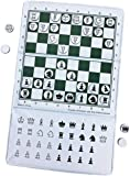 WE Games American Chess Ultimate Magnetic Travel Chess Set Improved