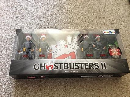 Ghostbusters Select Serie 6 Actionfigur Ray Stantz Santa Cap