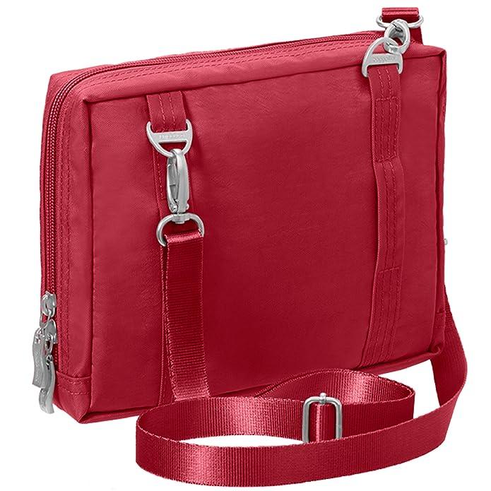 Amazon.com: Baggallini Wander Bandolera, Rojo, talla única ...