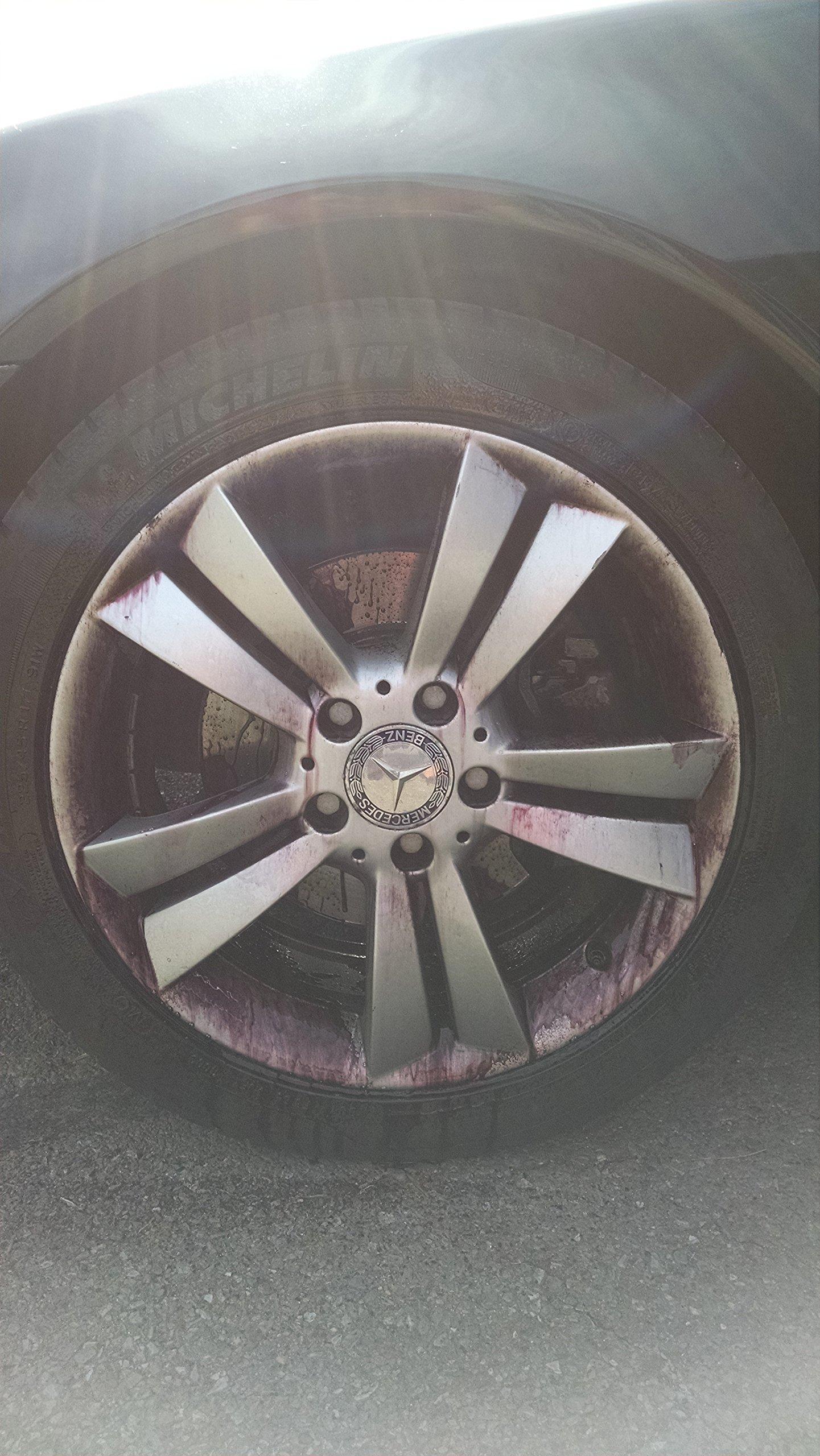 Sonax (230505) Wheel Cleaner Plus - 169.1 fl. oz. by Sonax (Image #2)