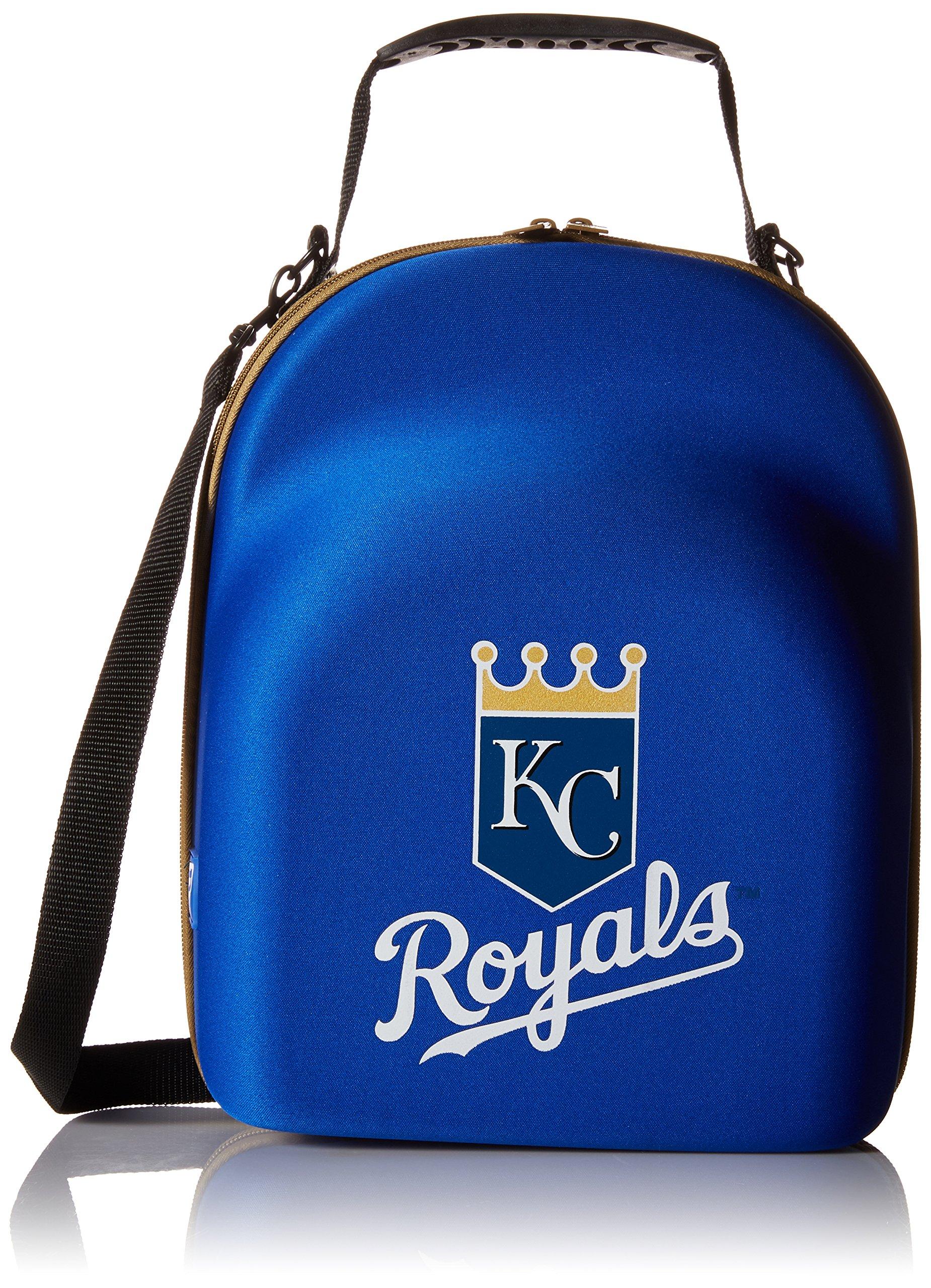 MLB Kansas City Royals Cap Carrier (6 Pack), One Size, Royal