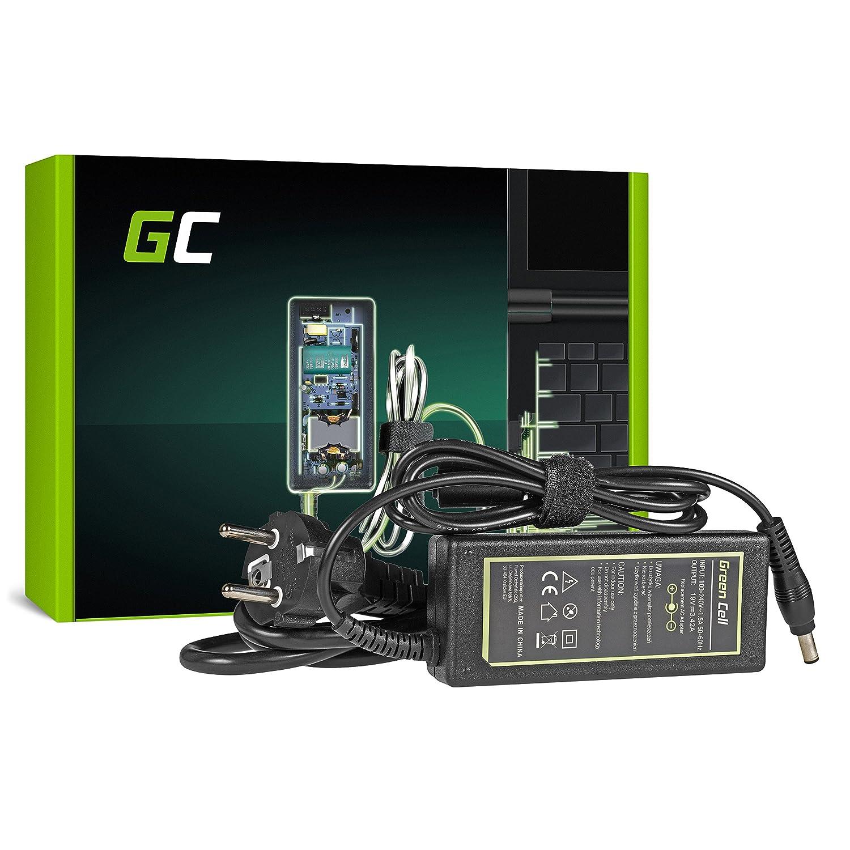 Green Cell® Cargador para Ordenador Portátil Asus A450 A550 A52N A53U F450 F550 F550C F555L K550 F51 S56 S56C U32U Z61 Z62 Z94 VivoBook S300 S400 S500 ...