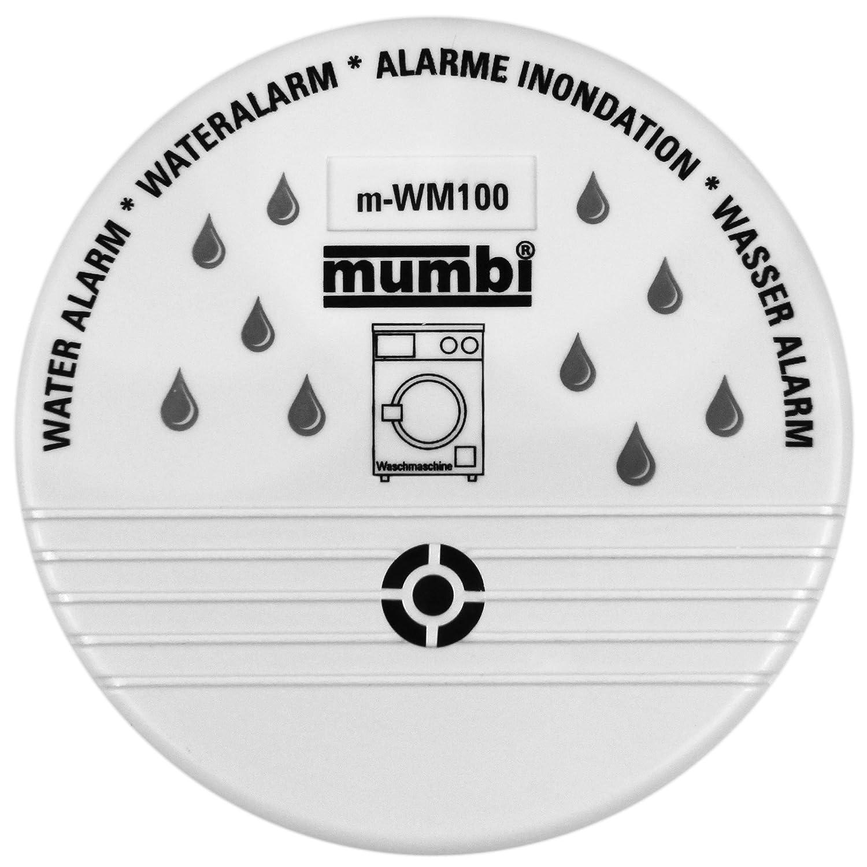 mumbi WM100/Eau Alarme id/éal pour Les Cuisines, salles de Bains, Cave