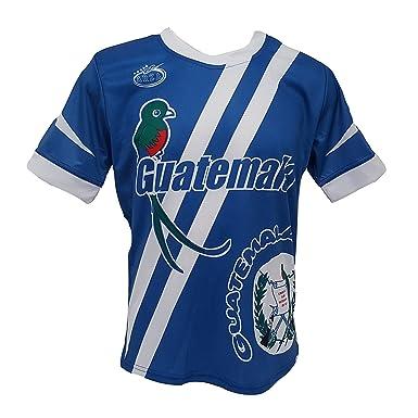 9a70f9c396e Amazon.com: Arza Sports Guatemala Men's Soccer Jersey: Clothing