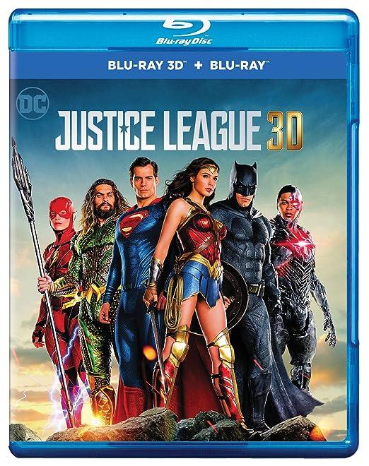 Justice League 2017 1080p 3D BluRay Half-SBS x264 DTS 5 1 - Hon3y