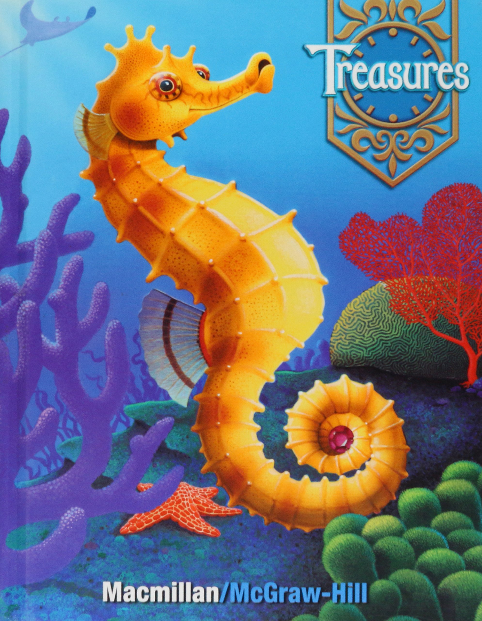 Read Online Treasures (A Reading/ Language Arts Program, Grade 2.1) PDF